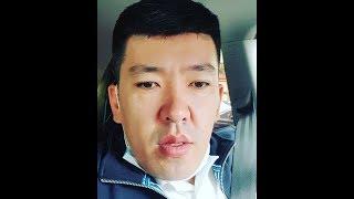 Мейржан Туребаев обратился к президенту Назарбаеву