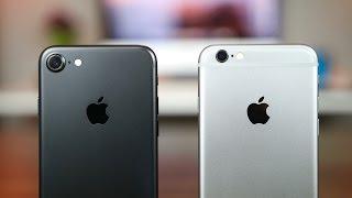 iPhone 7 vs iPhone 6S Camera Comparison