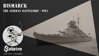 Bismarck –battle Of The Atlantic – Sabaton History 012 Official