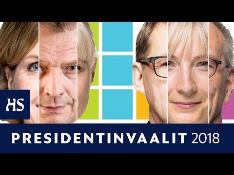 Tehdäänpä Hesarin vaalikone 2018