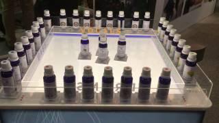 Mash Machine met Vita Producten