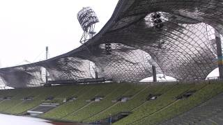 preview picture of video 'Olympic Stadium Munich.'