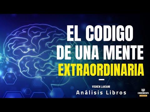 EL CODIGO DE UNA MENTE EXTRAORDINARIA (Liderazgo, Metas, Exito, Emprendimiento) - Análisis Libro