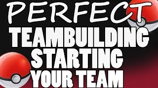 Perfect Pokemon Team Building Guide X and Y - Starting Your Team