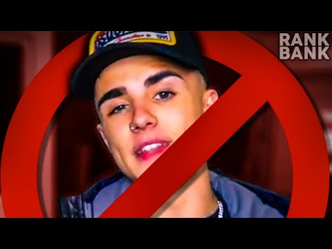 THE UK'S CRINGIEST YOUTUBER - (From Bieber Wannabe To London Roadman?!)