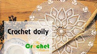 Crochet Doily Patterns - Free Crochet Patterns