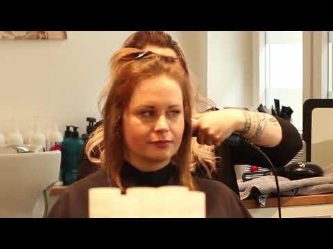 Dass die Maske für das Haar laminirowanije macht