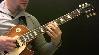 How To Play The Chords From Six Bladed Knife by Mark Knopfler Dire Straits