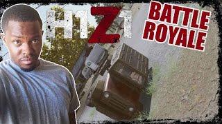 H1Z1 Hardcore Battle Royale Gameplay - BLAME PATTY! | H1Z1 Hardcore Mode