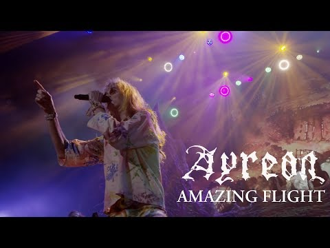 Ayreon - Amazing Flight (Electric Castle Live And Other Tales) online metal music video by AYREON