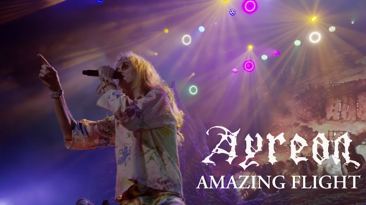 AYREON - Amazing flight