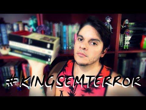 5 LIVROS STEPHEN KING SEM TERROR
