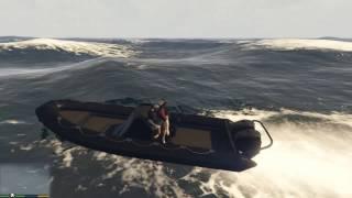 GTA 5 tập 7 - Đi săn cá heo