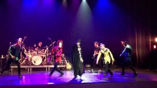Mi Circo. Concierto Salou Abraham Mateo 25/4/15 #TourWhoIAM