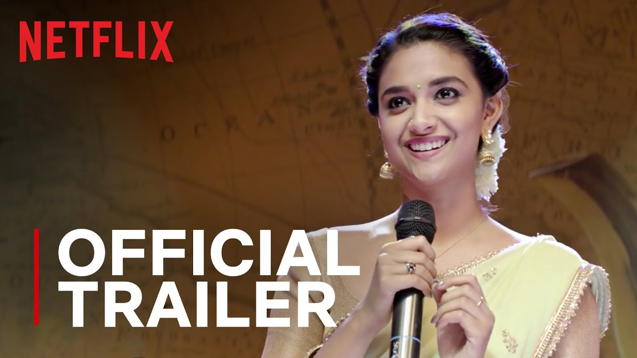 Miss India Trailer