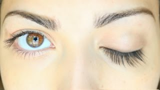 How To Grow Long Eyelashes FAST! (Guaranteed Longer Eyelashes)
