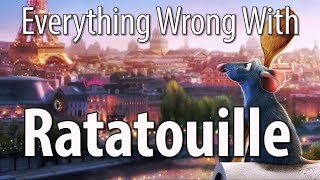Everything Wrong With Ratatouille In 15 Minutes Or Less