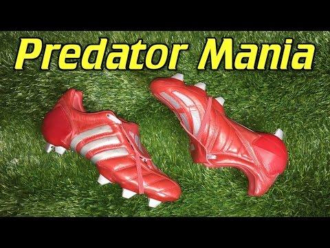 Adidas Predator Mania (2002) - Retro Review + On Feet