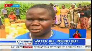 Puzzle of acute water shortage in Lake Victoria continues