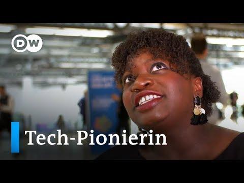 Tech-Pionierin in Afrika: Fatoumata Ba | Shift
