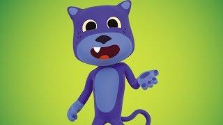La Pantera - Las Canciones del Zoo 3 | El Reino Infantil