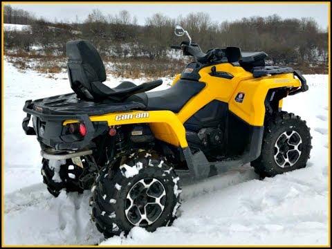 2014 Can-Am Outlander™ MAX XT™ 800R in Erie, Pennsylvania