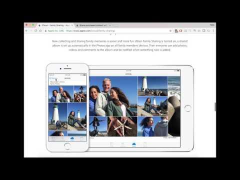 iCloud Family Sharing Setup Guide