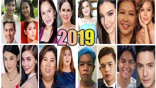 MGA RETOKADANG ARTISTA SA PILIPINAS 2019 | K3 VLOGS