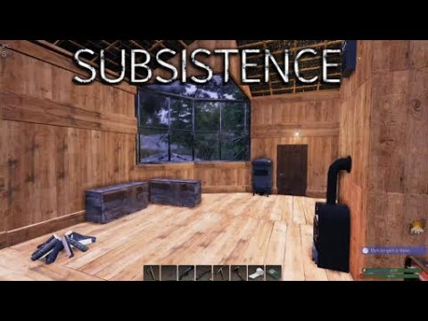 We Have Some Windows!!  | Subsistence Gameplay | E19