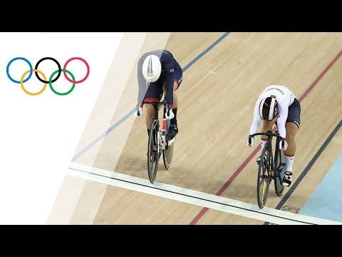 Women's Sprint Final   Rio 2016 Full Replay