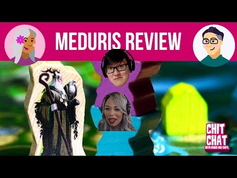 Meduris Review - Chit Chat with Mandi and Caryl
