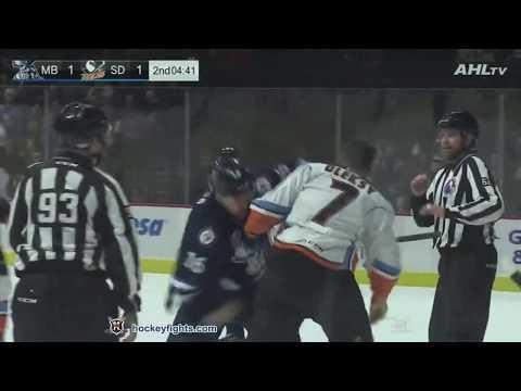 Steven Oleksy vs. Felix Girard