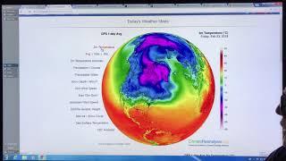 Hot Wet Atmospheric Rivers Ravage Arctic: Part 1 of 4