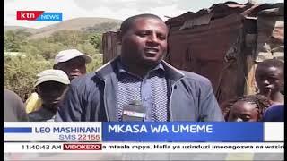 Watu watatu wafariki baada ya kupigwa na umeme kufuatia mvua kubwa