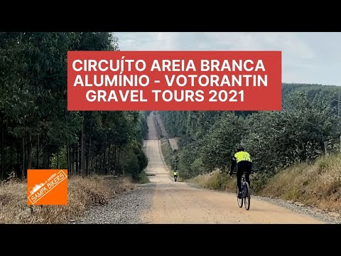 Vídeo Circuito Gravel Tour da Areia Branca - Alumínio & Votorantin (SP)