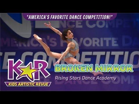 """Broken Mirror"" from Rising Stars Dance Academy"