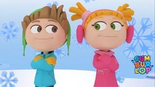 Kukuli – Kar Yağıyor ☃ | Cumburlop TV | Çocuk Şarkıları