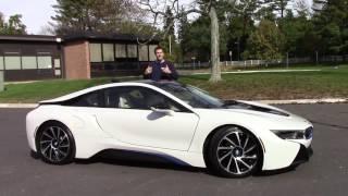 Вот почему BMW i8 стоит $150 000
