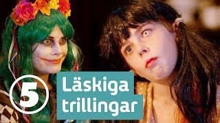 Wahlgrens värld   Theo Wahlgren bjuder på oätlig Halloweenmiddag   Torsdagar 21.00 på Kanal 5