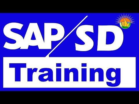 SAP SD Training Videos 1 - SAP SD Tutorial for beginners ( Call: + ...