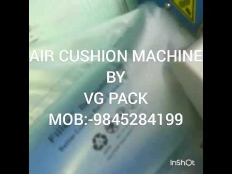 Automatic Cushion Machine