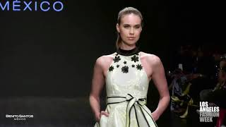 Benito Santos at Los Angeles Fashion Week powered by Art Hearts Fashion LAFW