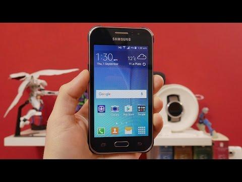 [Review] Samsung Galaxy J1 Ace (en español)