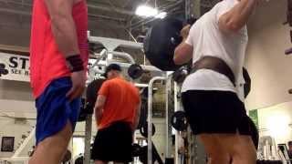 415lb squat @210bw