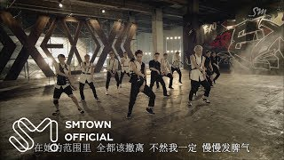EXO 엑소 '으르렁 (Growl)' MV 2nd Version (Chinese Ver.)