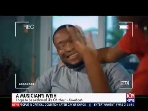AM Showbiz on Joy News (12-11-19)