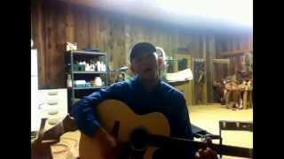Walt Hoyt singing Lonely Lubbock Lights by Aaron Watson
