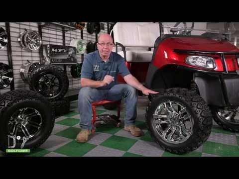 Vegas motor mount for G16 golf cart - смотреть онлайн на Hah Life