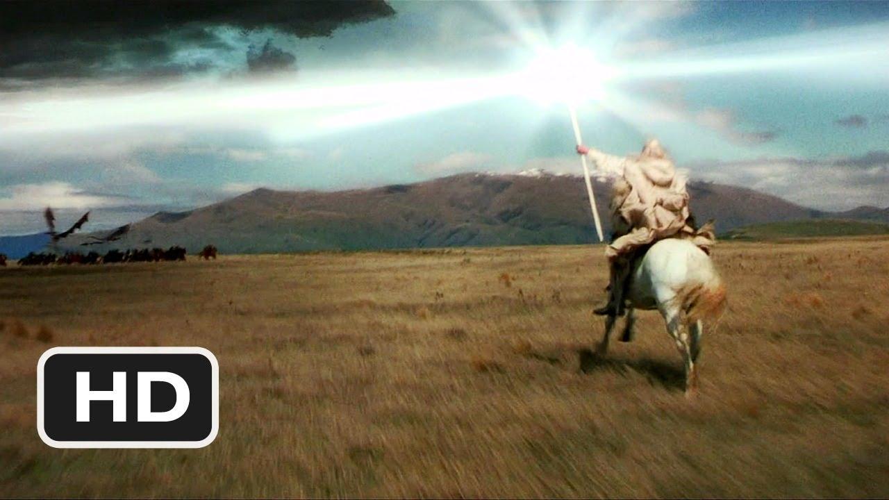 Trailer för Sagan om konungens återkomst - härskarringen