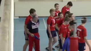 Волейбол. Юноши. Иваново - Ковров 3:0